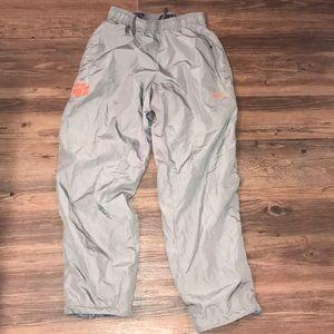 Clemson gray storm fit pants
